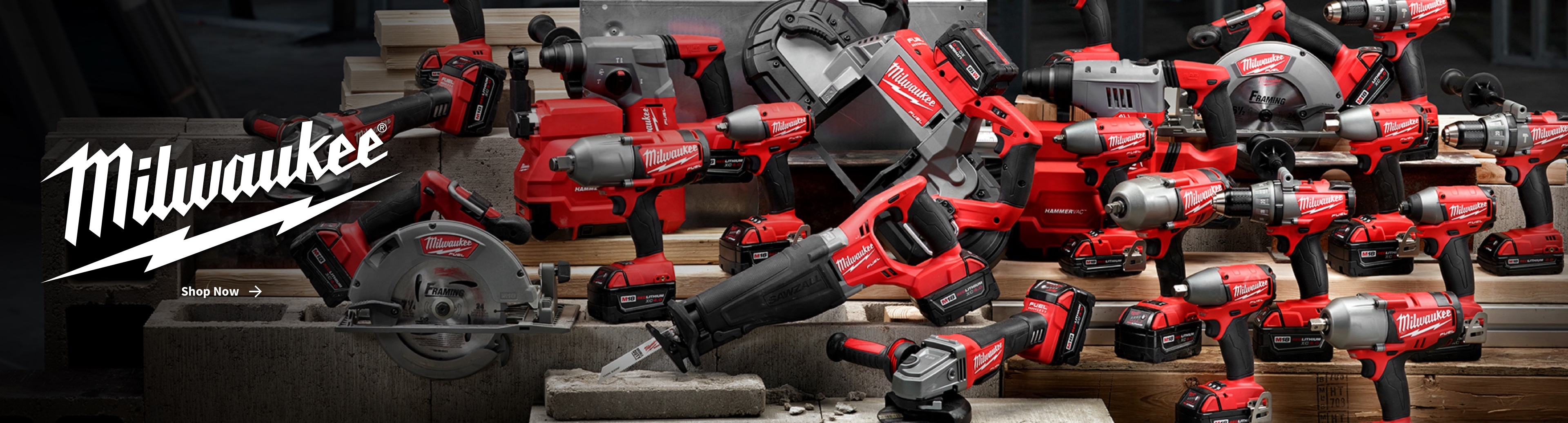 Shop Milwaukee power tools from Powers' Hardware