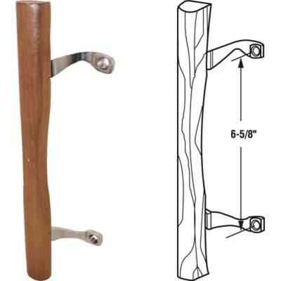 Prime-Line Wood Sliding Patio Door Pull