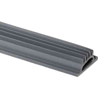 M-D 36 In. Gray Door Sweep Insert