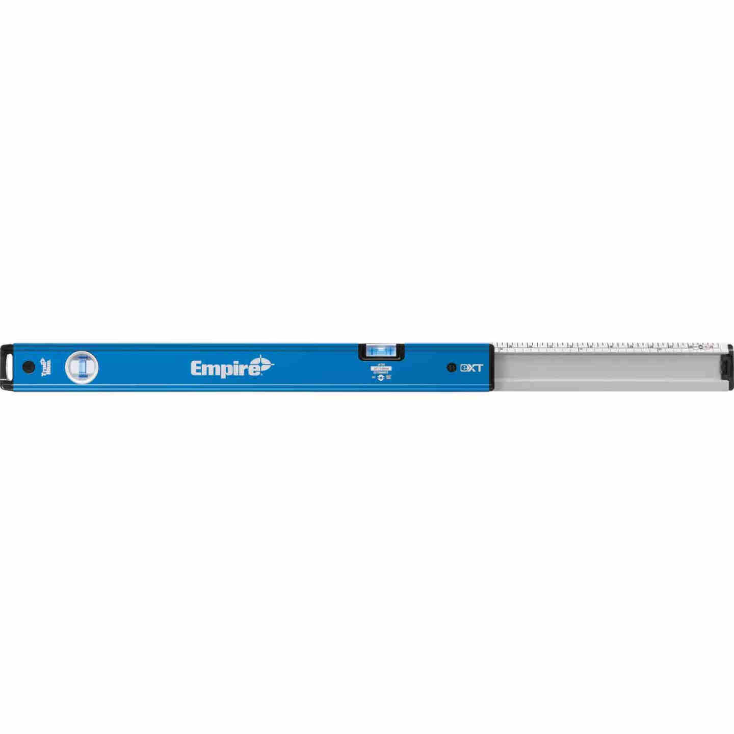Empire True Blue 24 In. to 40 In. Aluminum Extendable Box Level Image 1