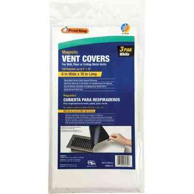 Frost King Paintable Magnetic Vent Cover (3 Pack)
