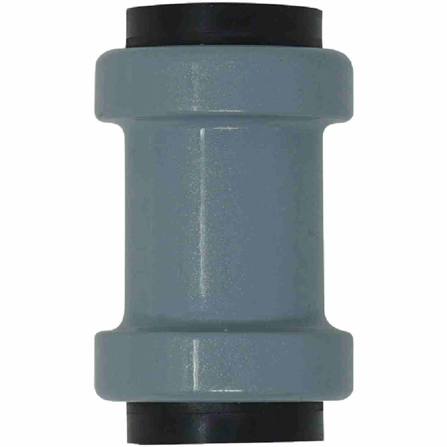 Southwire SimPush 3/4 In. EMT Push-To-Install Conduit Coupling (5-Pack) Image 1