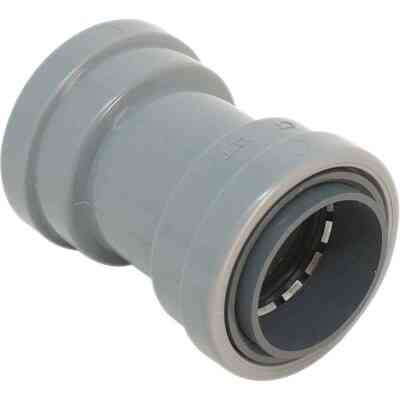 Southwire SimPush 3/4 In. PVC-CIC Push-To-Install Conduit Coupling