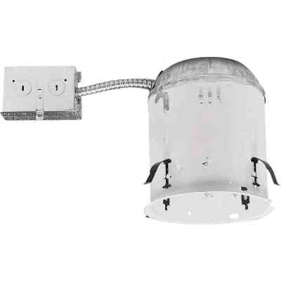 Halo 6 In. Remodel Non-IC Rated Recessed Light Fixture