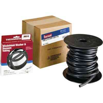 Thermoid 7/64 In. ID x 50 Ft. L. Bulk Windshield Washer Hose