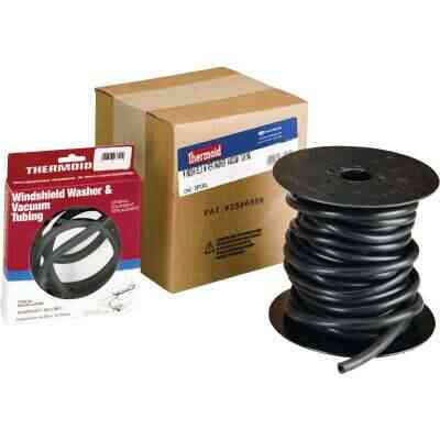 Thermoid 7/32 In. ID x 50 Ft. L. Bulk Windshield Washer Hose