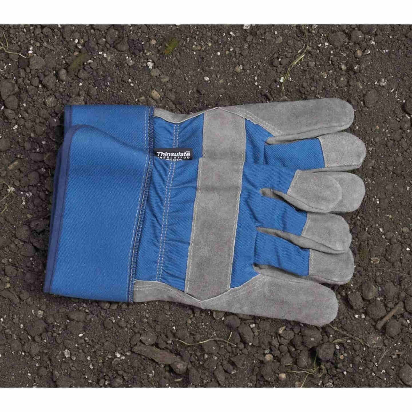Do it Best Men's Large Leather Winter Work Glove Image 2